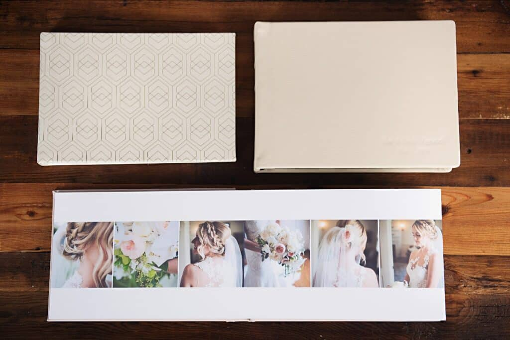 epagaFOTO wedding album sample